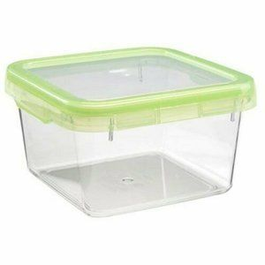 OXO Good Grips Lock Top 50.7 oz Square Container